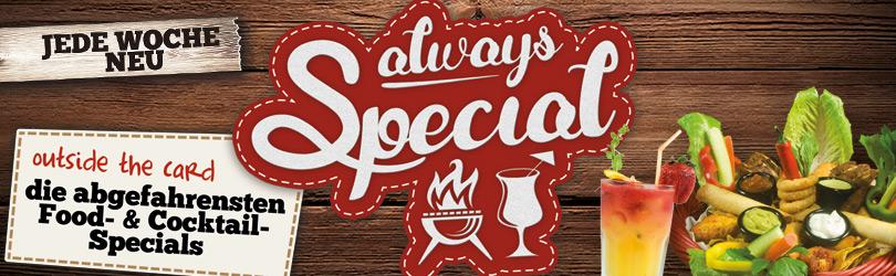 TACOS: ALWAYS SPECIAL