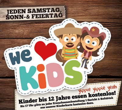 TACOS BONN: WE LOVE KIDS
