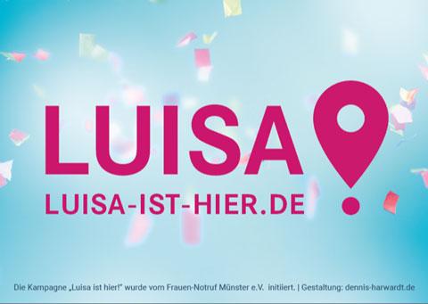 Logo LUISA-IST-HIER